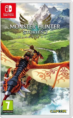Monster Hunter Stories 2: Wings of Ruin - Nintendo Switch [Importación italiana]