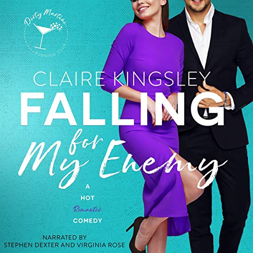 Couverture de Falling for My Enemy: A Hot Romantic Comedy