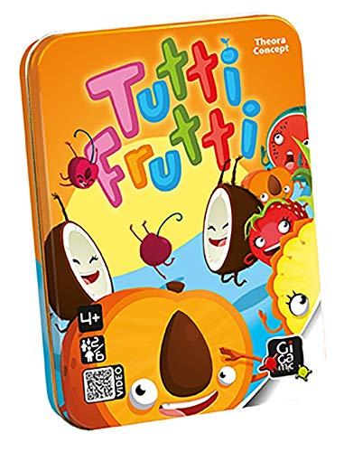 Preisvergleich Produktbild Asmodee Tutti Frutti: Gesellschaftsspiel / Kinderspiel