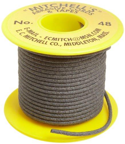 Aluminum Oxide 150 Grit 3//32 Wide x 25 Feet Mitchell Abrasives 56 Flat Abrasive Tape