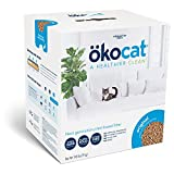 ökocat Natural Wood Cat Litter, 19.8-Pound, Clumping