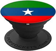 Ogaden Flag Pop Socket - PopSockets Grip and Stand for Phones and Tablets