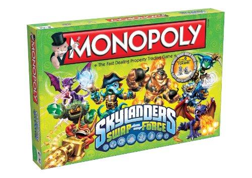 Monopoly Skylanders Edition