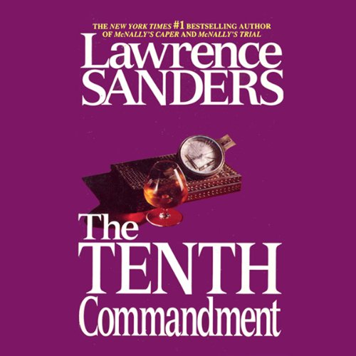 The Tenth Commandment audiobook cover art
