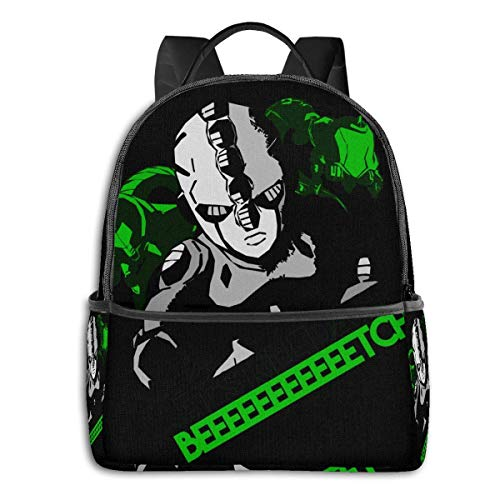 IUBBKI Anime & Beeetch! Classic Student School Bag School Cycling Leisure Travel Camping Outdoor Backpack