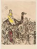 Marc Chagall D part de Jacob 1931 c24787 MAXI Poster -