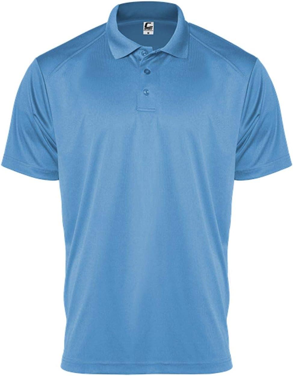 C2 Sport B06885263 Youth Utility Sport Shirt Columbia Blue - Small
