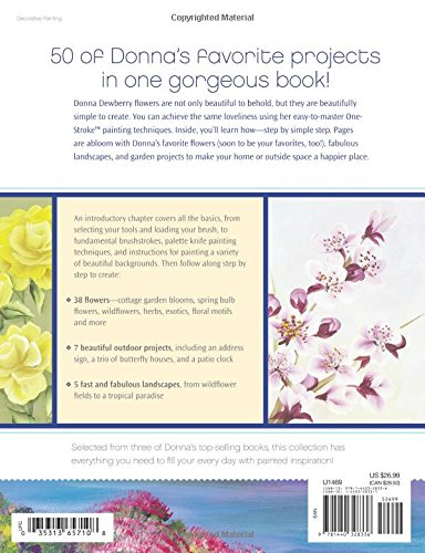 Donna-Dewberrys-Essential-Guide-to-Flower-and-Landscape-Painting-50-Decorative-and-One-Stroke-Painting-Projects
