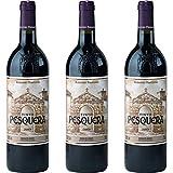 Pesquera Vino Tinto Crianza - 3 botellas x 750ml - total: 2250 ml