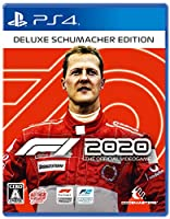 F1 2020 Deluxe Schumacher Edition - PS4 (【特典】「70周年」DLCコンテンツ、「F1 2020 Deluxe Schumacher Edition」用追加コンテンツDLC 同梱)