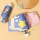 Enlylyog Sombrilla Plegable Completamente automática para el Sol y la Lluvia de Doble Uso, Protector Solar, Anti-Ultravioleta y Paraguas a Prueba de Viento