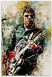 Tankaa Noel Gallagher Poster Dekorative Malerei Leinwand