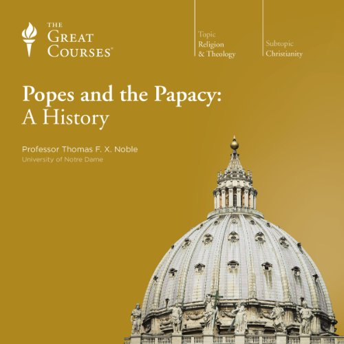 Popes and the Papacy: A History audiobook cover art