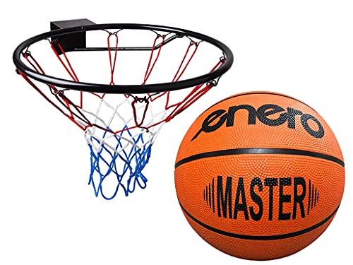 molti HangRing Basketballkorb Set mit Ball