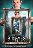 Big Eyes – Christoph Waltz – Wall Poster Print - A3