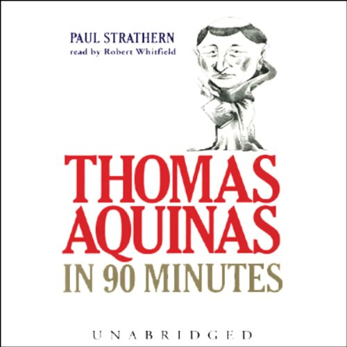 Thomas Aquinas in 90 Minutes  cover art