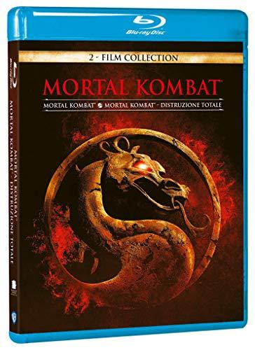 Mortal Kombat - Mortal Kombat Distruzione Totale [Italia] [Blu-ray]