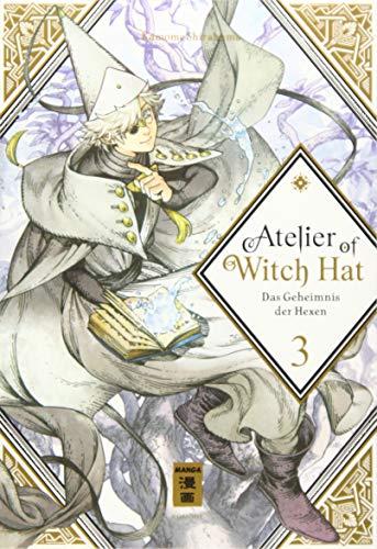 Atelier of Witch Hat 03: Das Geheimnis der Hexen