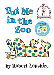 Literature unit study for put me in the zoo