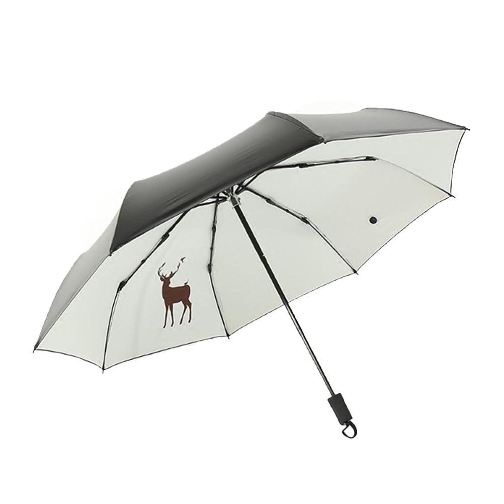 集まる保存不要携帯用軽量の防風旅行折りたたみ傘メンズレディース