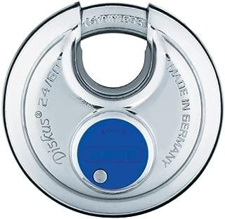 ABUS 24/60 Diskus Stainless Steel Padlock Keyed Alike