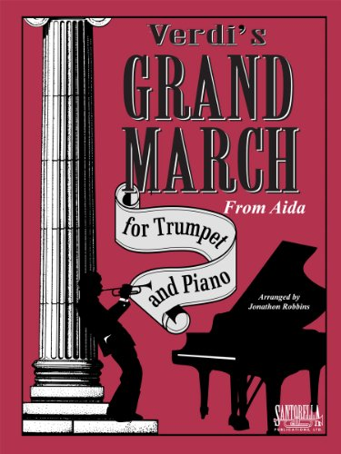 Grand March from Aida for Trumpet