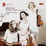 Röntgen: Die Streichtrios Nr. 13-16 (Vol. 4) - Lendvai String Trio