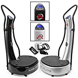 Axis-Plate E6600 Dual Motor Whole Body Vibration Platform Machine, review plus buy at discounted low price