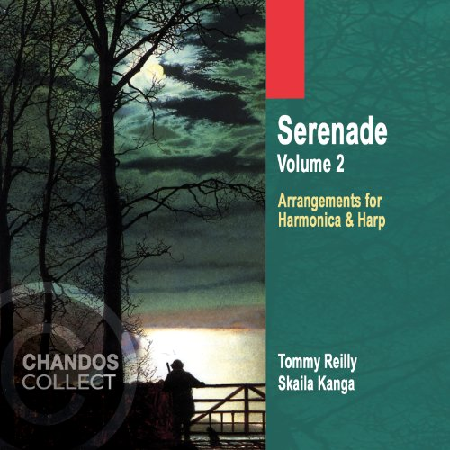 Serenade, Vol. 2:  Arrangements for Harmonica & Harp