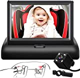 VONLUXE Baby Car Mirror for Back...