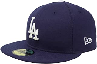New Era 59Fifty Hat Los Angeles Dodgers Mxs Game Mexico Series Official on-Field Cap