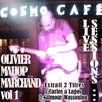 Cosmo Live Session, Vol. 1