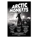 Sanwooden Arctic Monkeys Am Tour Alex Turner saugen Konzert