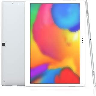 ALLDOCUBE X 10.5インチ タブレット 2560x1600解像度 Samsung Super Amoled スクリーン Wi-fiモデル 2.1GHz 6コアCPU Android8.1 デュアルカメラ8.0MP 指紋 RAM 4GB/ROM 64GB シルバー