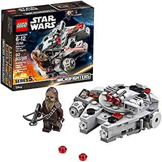 LEGO Star Wars Millennium Falcon Microfighter 75193 Building Kit (92 Piece)