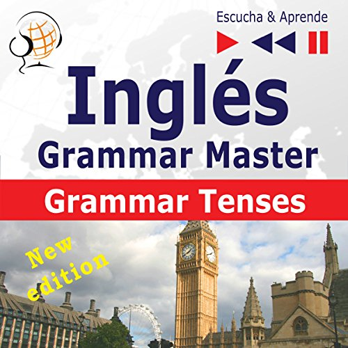 Inglés Grammar Master - Grammar Tenses - New Edition  By  cover art