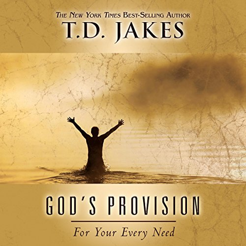 God's Provision for Your Every Need audiobook cover art