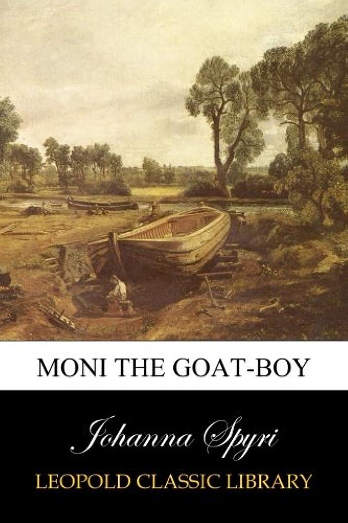 パンツ決めます足音Moni the Goat-Boy