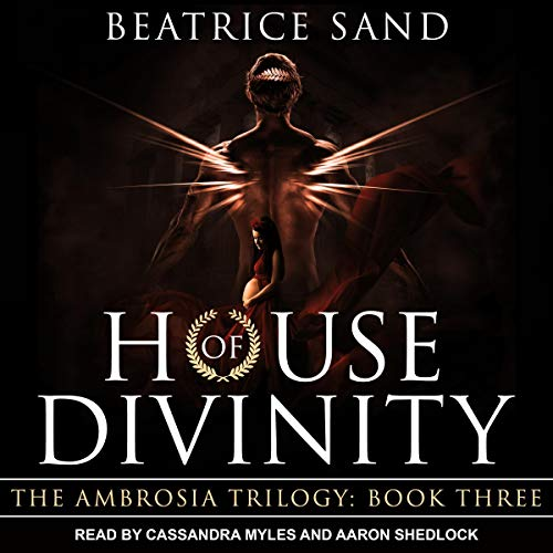 House of Divinity audiobook cover art