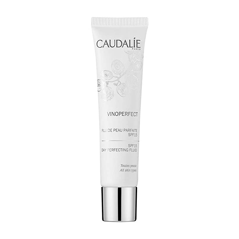 Caudalie Vinoperfect Radiance Moisturizer Broad Spectrum Spf20 40ml [並行輸入品]