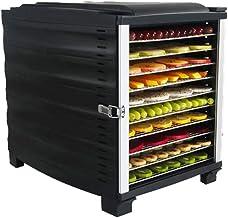 Máquina de conservación de alimentos para el hogar Secador de frutas, Secador de frutas de bajo consumo de energía silenciosa, 800W