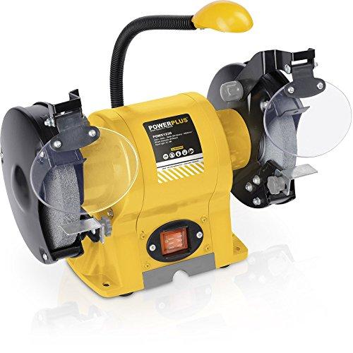 Powerplus POWX1230 POWX1230-Esmeriladora 350 W 150 mm