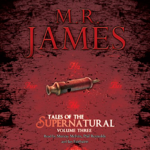Tales from the Supernatural: Volume 3 audiobook cover art