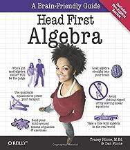 Head First Algebra: A Learner's Guide to Algebra I