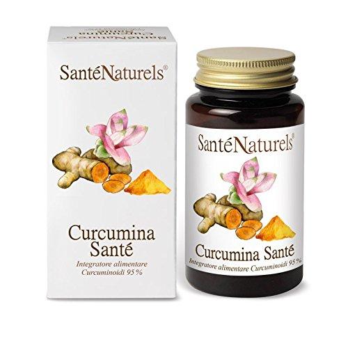 Curcumina Pura Santé in capsule vegetali