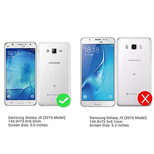 BADALink Funda para Samsung Galaxy J5 2015 5