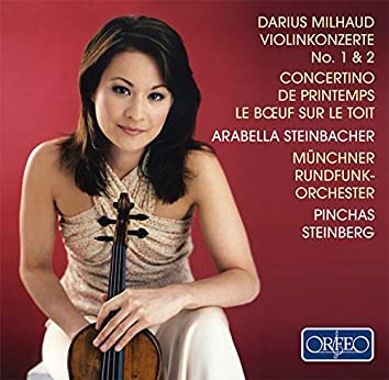 Milhaud: Works for Violin