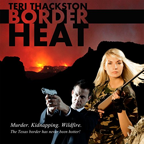 Border Heat audiobook cover art