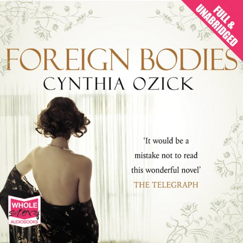 Foreign Bodies cover art
