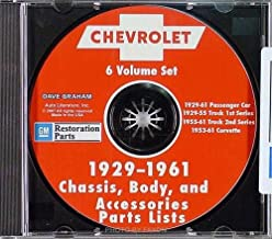 1929 1930 1931 1932 1933 CHEVROLET CHASSIS & PARTS CATALOG. 150, 210, Phaeton, Roadster, Coupe, Sedan, Coach, Convertible Landau, Cabriolet, Independence, AE-LT Series, Confederate, BA, BB, Standard, Sedan Delivery, Eagle, CB, O Seeies. CHEVY
